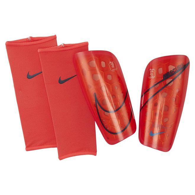 Afbeelding van Nike Mercurial Lite Scheenbeschermers Laser Crimson