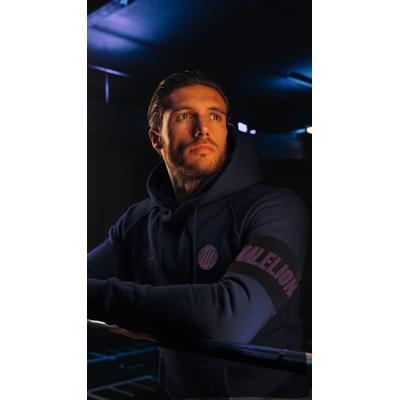 Foto van Malelions Sport Captain Tracksuit Blue Navy