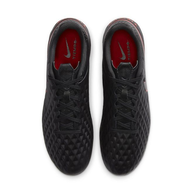 Afbeelding van Nike Legend 8 Academy FG Black Smoke Grey