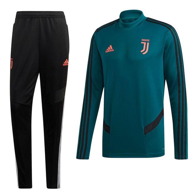 Afbeelding van Juventus Training Set Mystery Green