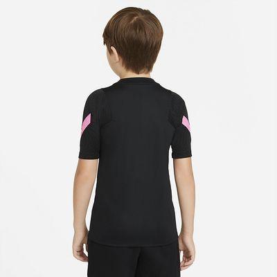 Foto van FC Barcelona Warming-up Set Kids Black Pink