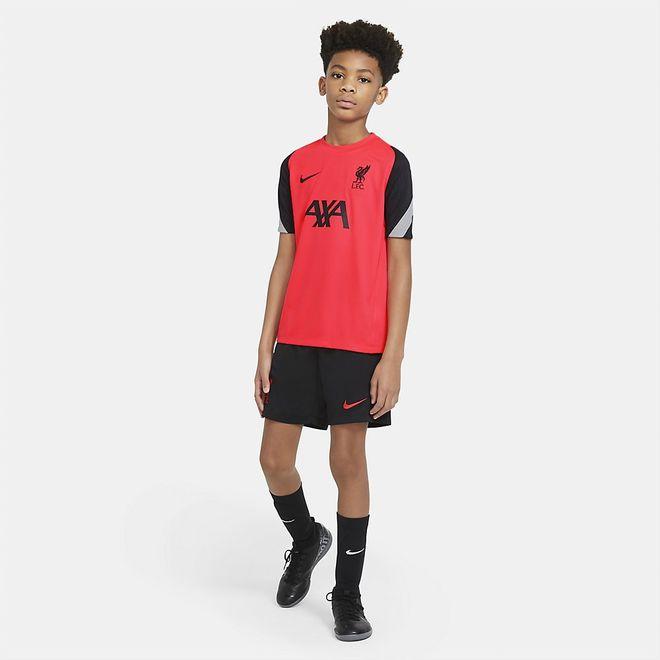 Afbeelding van Liverpool FC Strike Set Kids Laser Crimson