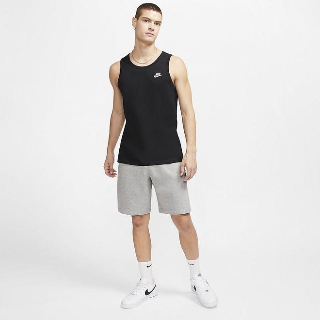 Afbeelding van Nike Sportswear Heritage Tanktop Black