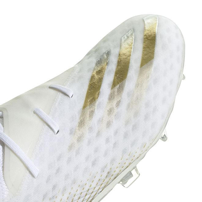 Afbeelding van Adidas X Ghosted 2 FG White Gold