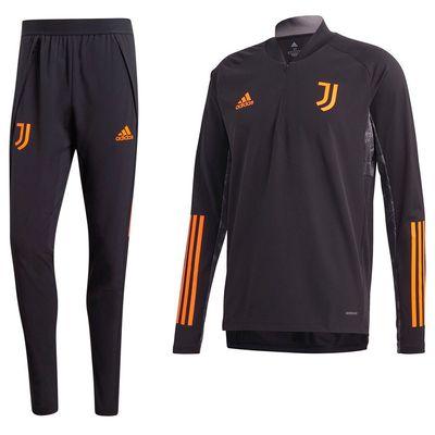 Foto van Juventus Trainingsset Black