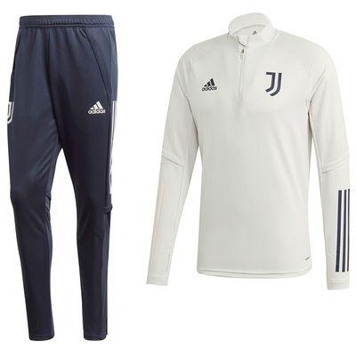 Foto van Juventus Trainingsset Orbit Grey