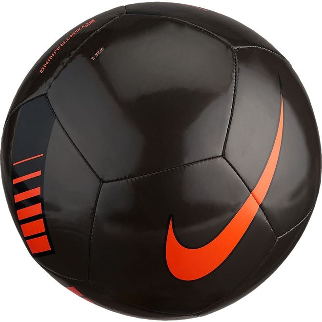 Afbeelding van Nike Pitch Training Voetbal Black Metallic