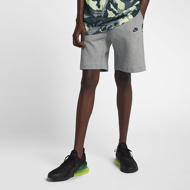 Afbeelding van Nike Sportswear Tech Fleece Dark Grey Heather