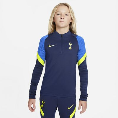Foto van Tottenham Hotspur Strike Set Kids Binary Blue