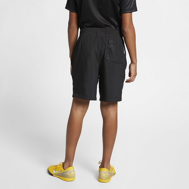 Afbeelding van Nike Dry Short Kids CR7 Zwart