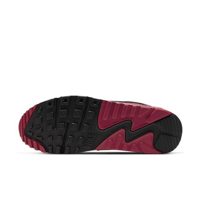 Afbeelding van Nike Air Max 90 White New Marroon