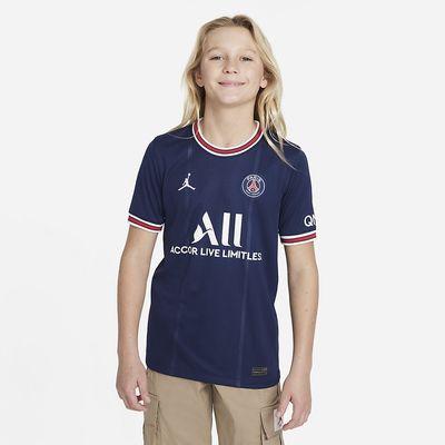 Foto van Paris Saint-Germain Stadium Home Kids 2021/22