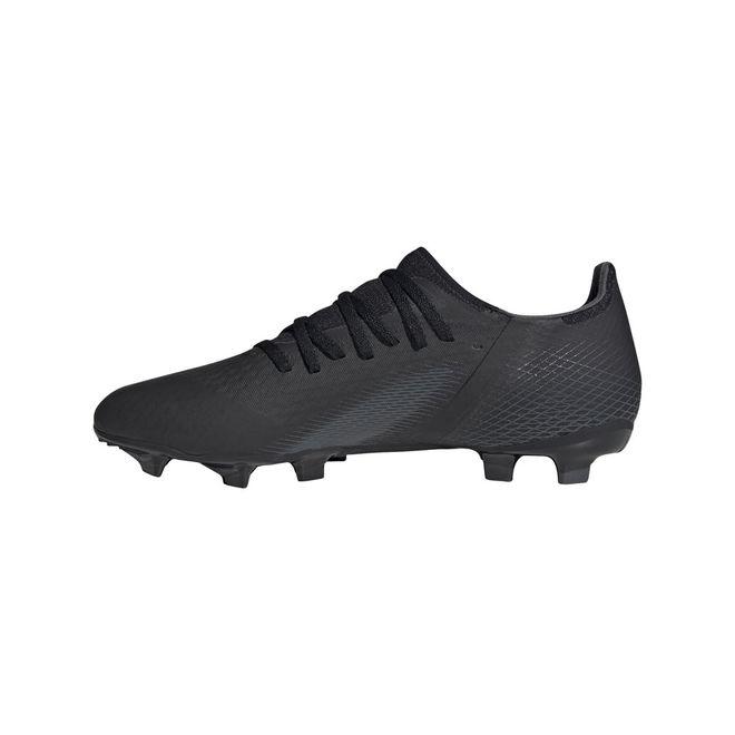 Afbeelding van Adidas X Ghosted 3 FG Core Black