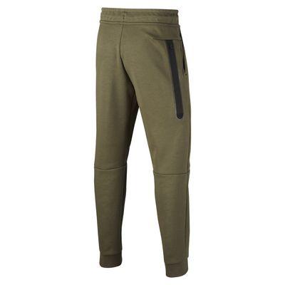 Foto van Nike Sportswear Tech Fleece Pant Kids Cargo Khaki