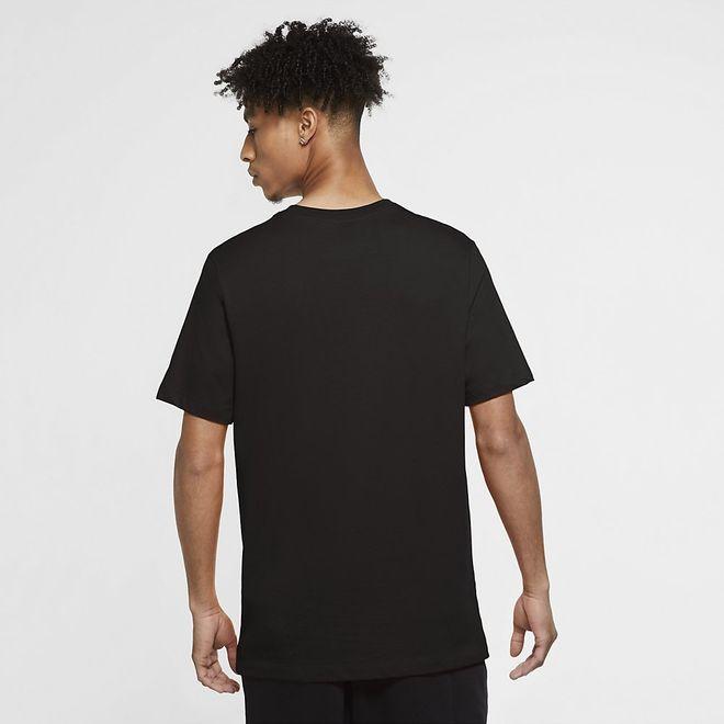 Afbeelding van Nike Sportswear T-Shirt Swoosh Black