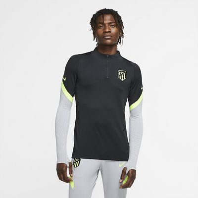 Foto van Atlético de Madrid Dri-FIT Strike Drill Top Wolf Grey