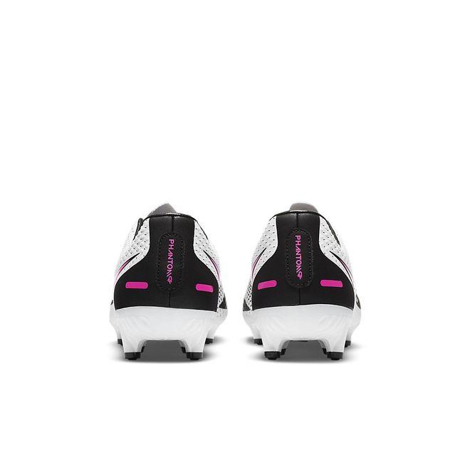 Afbeelding van Nike Phantom GT Academy FG White Pink Blast
