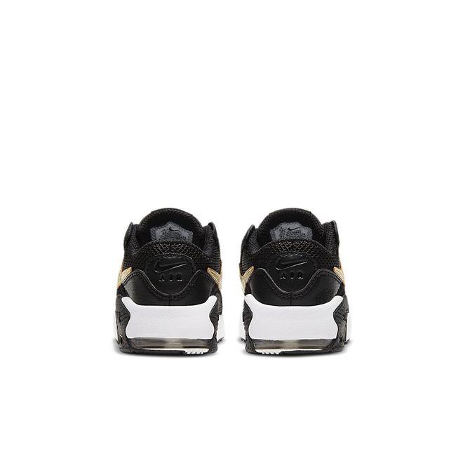 Afbeelding van Nike Air Max Excee Infants Black Gold