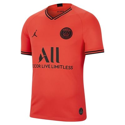 Foto van Paris Saint-Germain Stadium Away Shirt