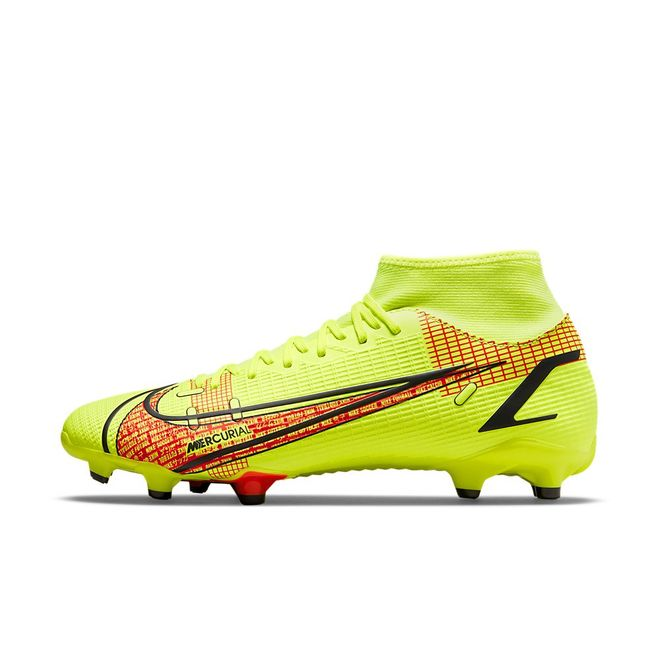 Afbeelding van Nike Mercurial Superfly 8 Academy FG Volt