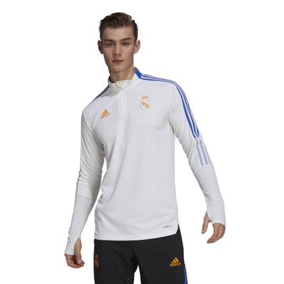 Foto van Real Madrid Trainingsset White