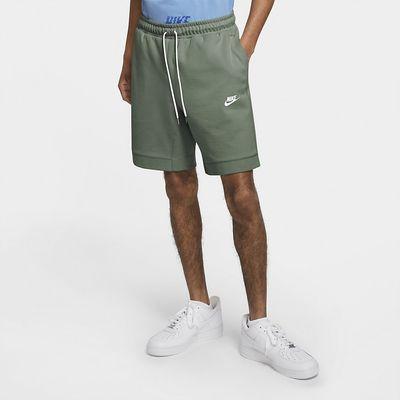 Foto van Nike Sportswear Modern Essentials Short Spiral Sage