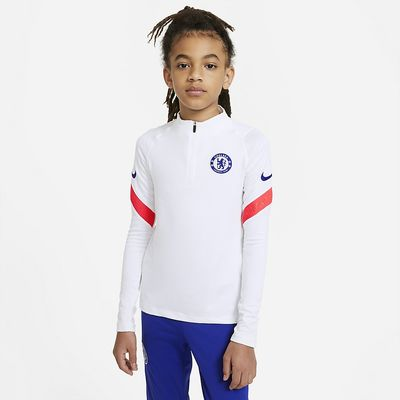 Foto van Chelsea FC Strike Set Kids White