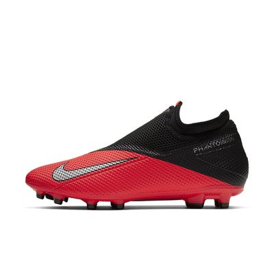 Foto van Nike Phantom Vision Academy Dynamic Fit 2 FG Laser Crimson