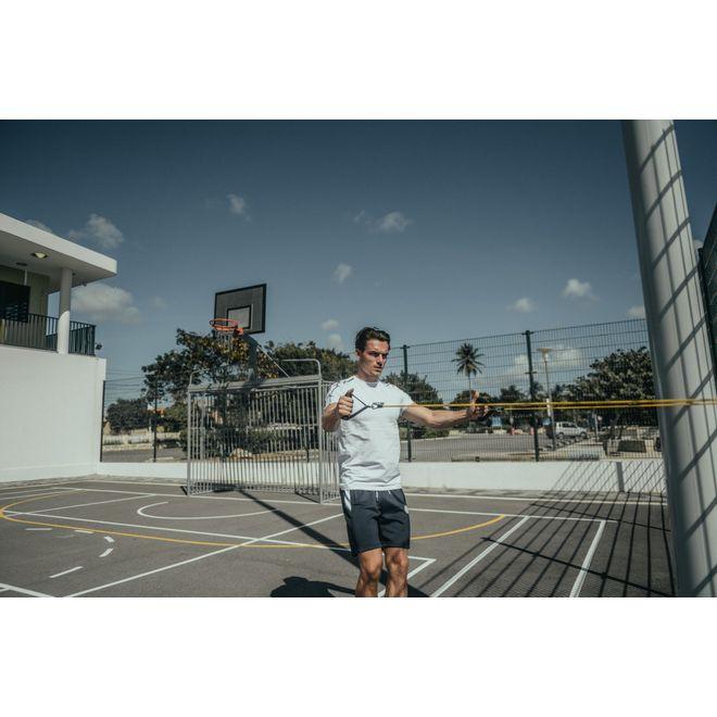 Afbeelding van Malelions Sport Coach Set Black Cobalt Blue