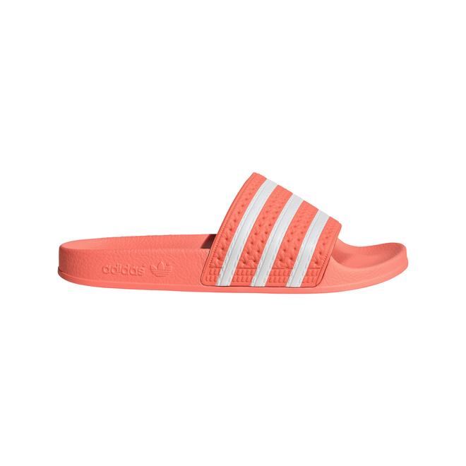 Afbeelding van Adidas Adilette Badslippers Semi Flash Orange