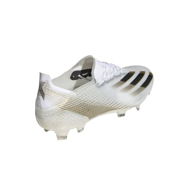 Afbeelding van Adidas X Ghosted 1 FG White Gold