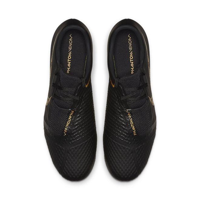 Afbeelding van Nike PhantomVNM Academy FG Black-Gold