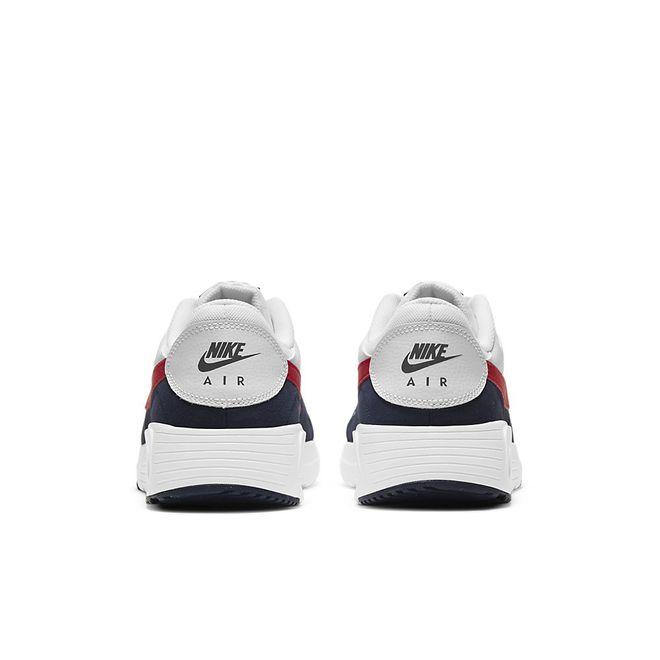 Afbeelding van Nike Air Max SC White/Red/Obsidian