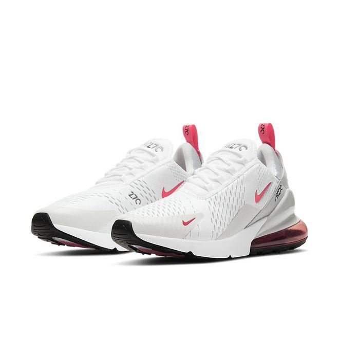 Afbeelding van Nike Air Max 270 White Grey Fog