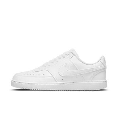 Foto van Nike Court Vision Low Next Nature Triple White