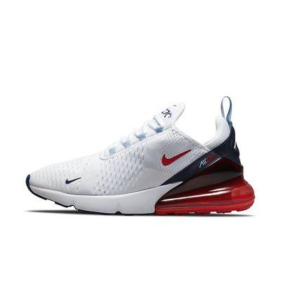Foto van Nike Air Max 270 White Blue Red