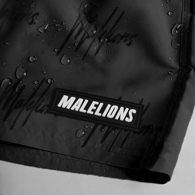 Afbeelding van Malelions Nium Swimshort Black