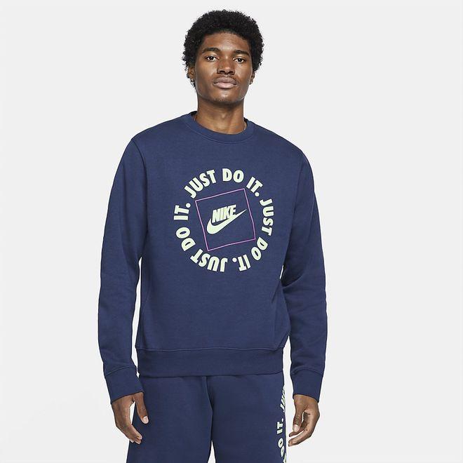 Afbeelding van Nike Sportswear JDI Sweater Midnight Navy