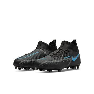 Foto van Nike Phantom GT2 Academy DF FG Kids Black Iron Grey