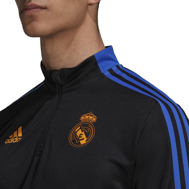 Afbeelding van Real Madrid Trainingsset Black