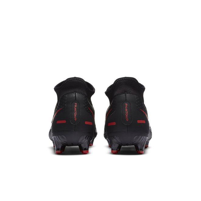 Afbeelding van Nike Phantom GT Academy DF FG Black Chile Red