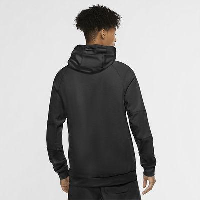 Foto van Nike Sportswear Club Full-Zip Jersey Hoodie Black