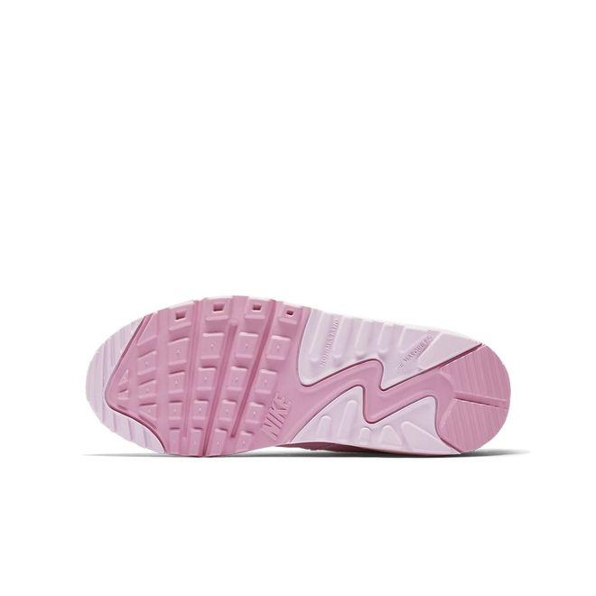 Afbeelding van Nike Air Max 90 GS Kids Pink Foam