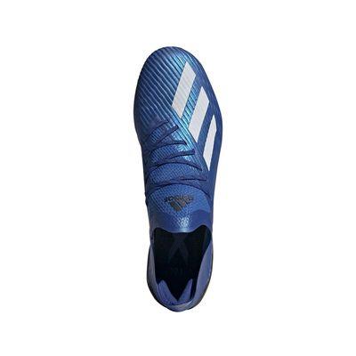 Foto van Adidas X 19.1 FG Team Royal Blue