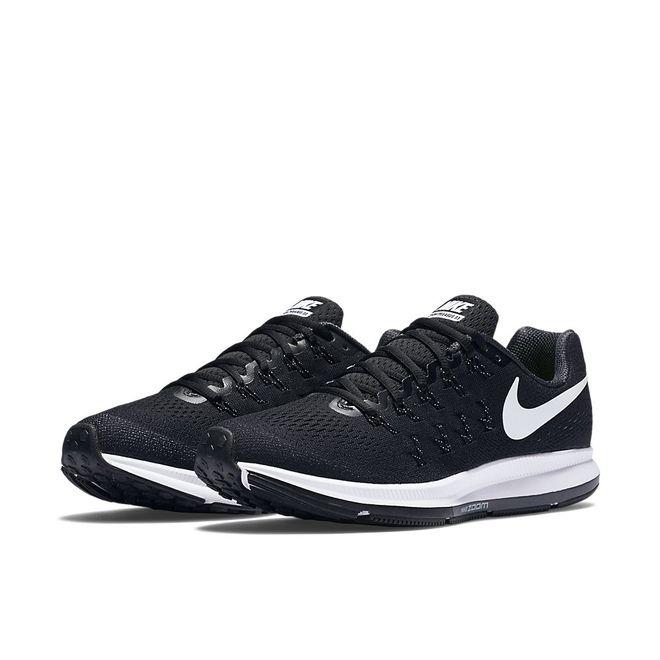 Afbeelding van Nike Air Zoom Pegasus 33 Black White