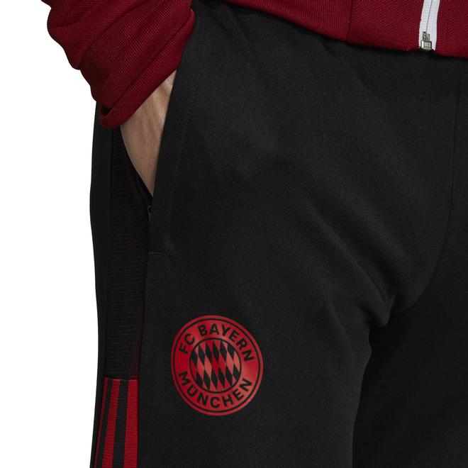 Afbeelding van FC Bayern München Trainingsset NTGrey Black