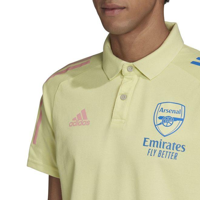 Afbeelding van Arsenal FC Polo Set Yellow Tint