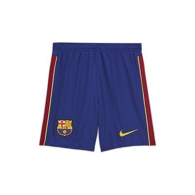 Foto van FC Barcelona Stadium Thuisshort Kids 2020-2021
