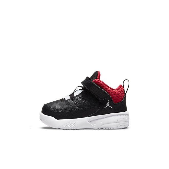 Afbeelding van Nike Jordan Max Aura 3 Little Kids Black Red