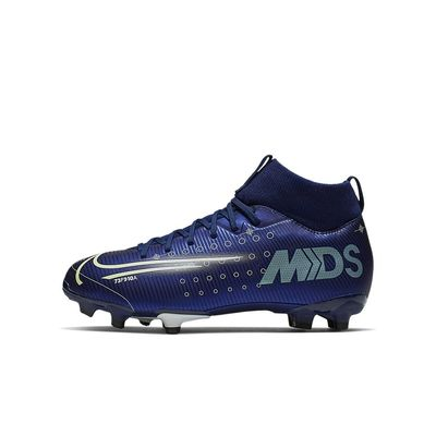 Foto van Nike Superfly 7 Academy MDS FG Kids Blue Void